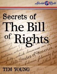 Secrets Of The Bill Of Rights - members-resources...