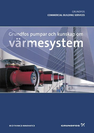 Grundfos pumpar och kunskap om Grundfos pum Grundfos pumpar ...