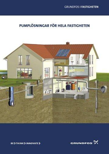 pumplösningar för hela fastigheten - Grundfos