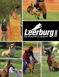 715.235.8868 EMAIL - Leerburg Enterprise, Inc
