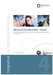 ImpW4.pdf - Wuppertal Institut für Klima, Umwelt, Energie