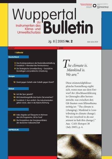 WB_2005-2.pdf - Wuppertal Institut