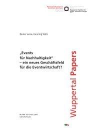 WP149.pdf - Wuppertal Institut