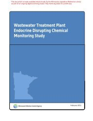 Wastewater Treatment Plant Endocrine Disrupting Chemical ...