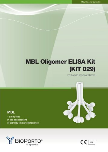 MBL Oligomer ELISA Kit (KIT 029) - BioNova
