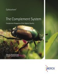 The Complement System - BioNova