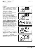 Date tehnice - Grundfos - Page 5