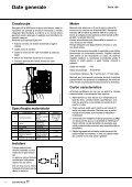 Date tehnice - Grundfos - Page 6
