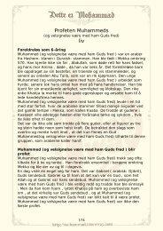 Muhammed - World Of Islam Portal