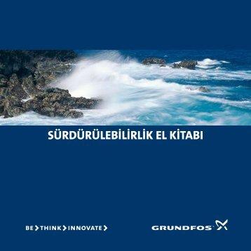sürdürülebilirlik el kitabı - Grundfos