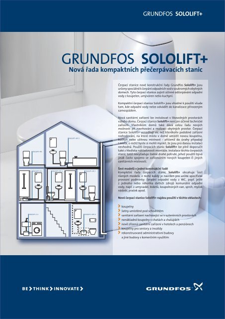 GRUNDFOS SOLOLIFT+