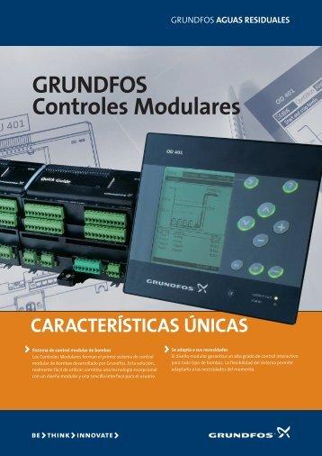 GRUNDFOS Controles Modulares