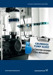 Grundfos PumP Audit