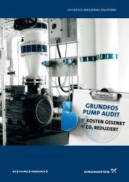 Grundfos PumP Audit