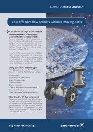 VFI direct sensors.cdr - Grundfos
