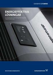 ENERGIEFFEKTIVA LöSNINGAR - Grundfos