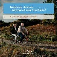 Diagnosen demens – og hvad så med fremtiden? - Social