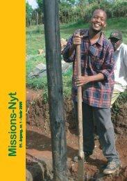 Missions-Nyt nr. 1 - 2009 med billeder - Missionsfonden