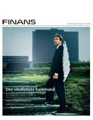 Den idealistiske bankmand - Finansforbundet