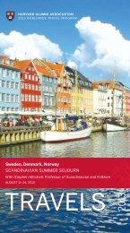 Sweden, Denmark, Norway Scandinavian Summer Sojourn