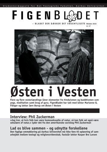 Phil Zuckerman Lad os blive sammen - For Studerende - Aarhus ...