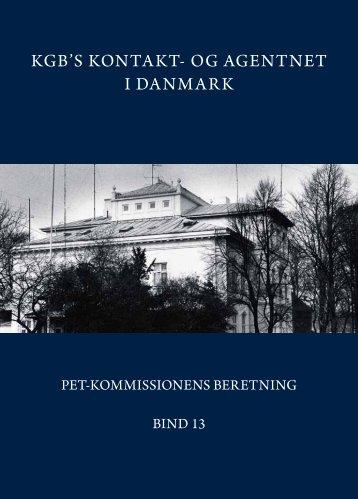 KGB's kontakt - PET-kommissions beretning