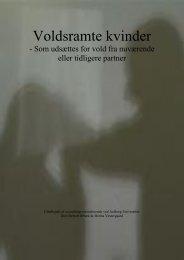 Voldsramte kvinder - Lisegaarden