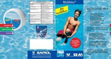 Multibloc D, neu - Bayrol Deutschland GmbH