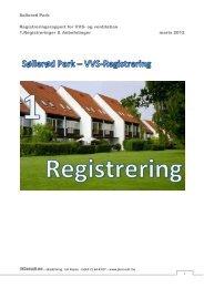 Søllerød Park Registreringsrapport for VVS- og ventilation 1 ...