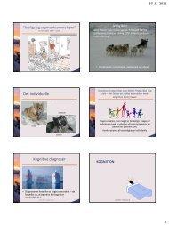 Børn med ADHD og andre kognitive forstyrrelser - Jenny Bohr