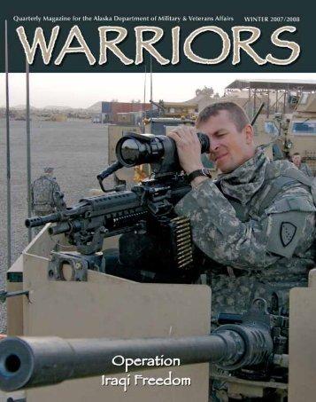 Winter 2008 - Alaska - Department of Military and Veterans Affairs ...