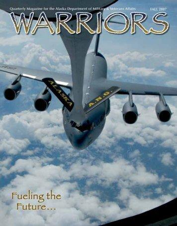 Fall 2007 - Alaska - Department of Military and Veterans Affairs ...