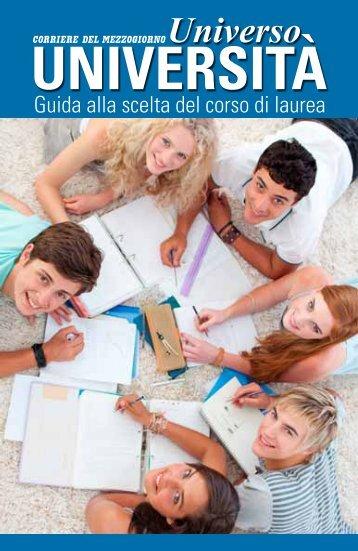 Università di Napoli - Corriere del Mezzogiorno - Corriere della Sera