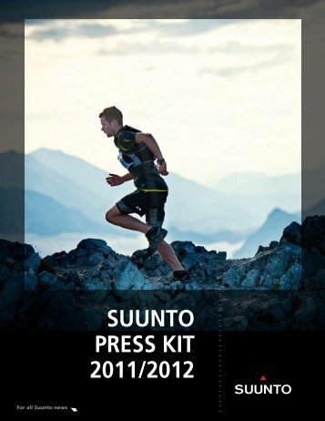 Suunto PreSS Kit 2011/2012 - visit site