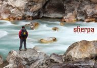 Sherpa Adventure Gear Spring '12/Fall '11 Press Kit