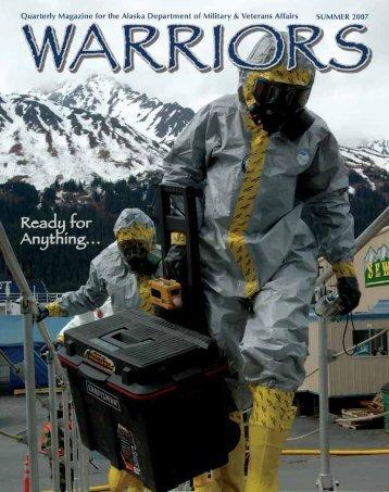 Summer 2007 - Alaska - Department of Military and Veterans Affairs ...