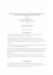 Dienstvereinbarung zur Nutzung von e-learning ... - Uniklinik Köln