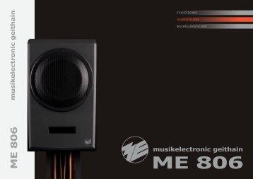 ME 806 Prospekt - ME Geithain