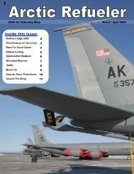 Inside this issue: - Alaska - Department of Military and Veterans Affairs