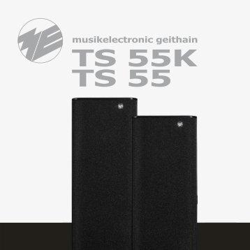TS55 / TS55K.pdf - ME Geithain