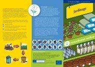 Jardinage - Ecolabel