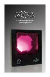 MXR 2 Single Page-WEB.pdf - Apollo Design Technology
