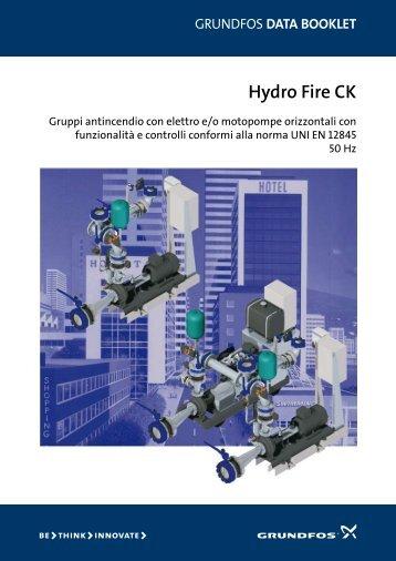 Hydro Fire CK - Grundfos