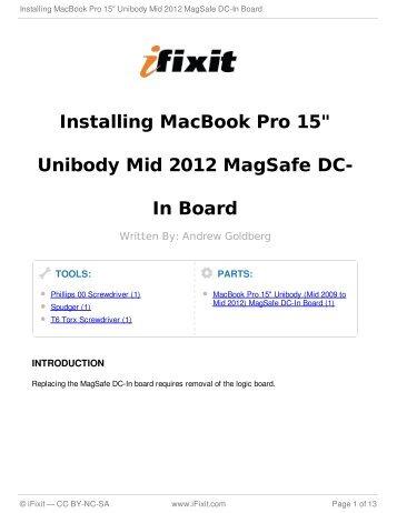 Magsafe Magazines