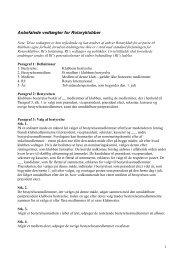Anbefalede vedtægter for Rotaryklubber - Rotary Danmark