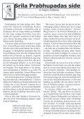 TILFÆLDIGE SYNDER - Nyt fra Hare Krishna - Page 3