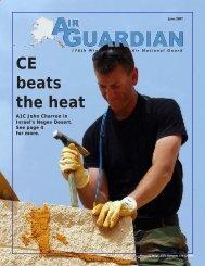 CE beats the heat - Alaska - Department of Military and Veterans ...