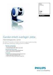 SPC200NC/00 Philips PC-kamera