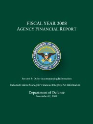 Detailed Federal Managers - Comptroller