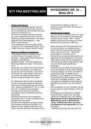 Nyhedsbrev 36 – marts 2013 - BAKKEHUSENE